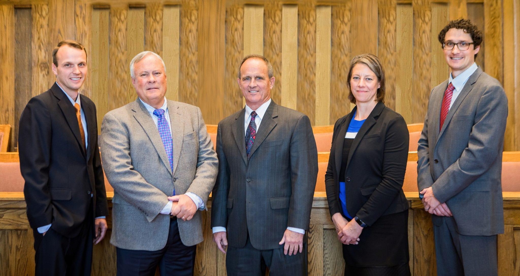Helena, MT lawyers at Doubek, Pyfer & Storrar, PLLP